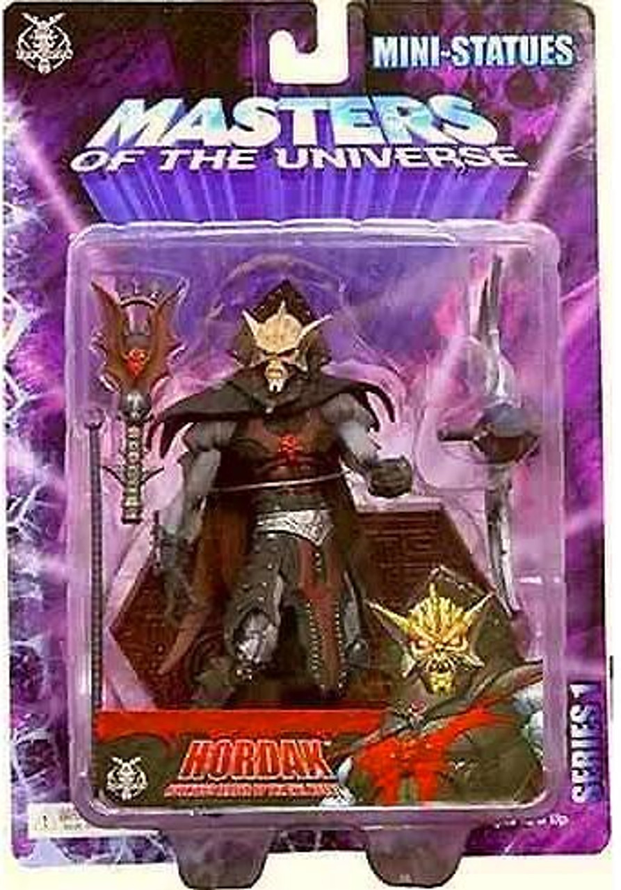 NECA Masters of the Universe Series 1 Hordak Mini Statue