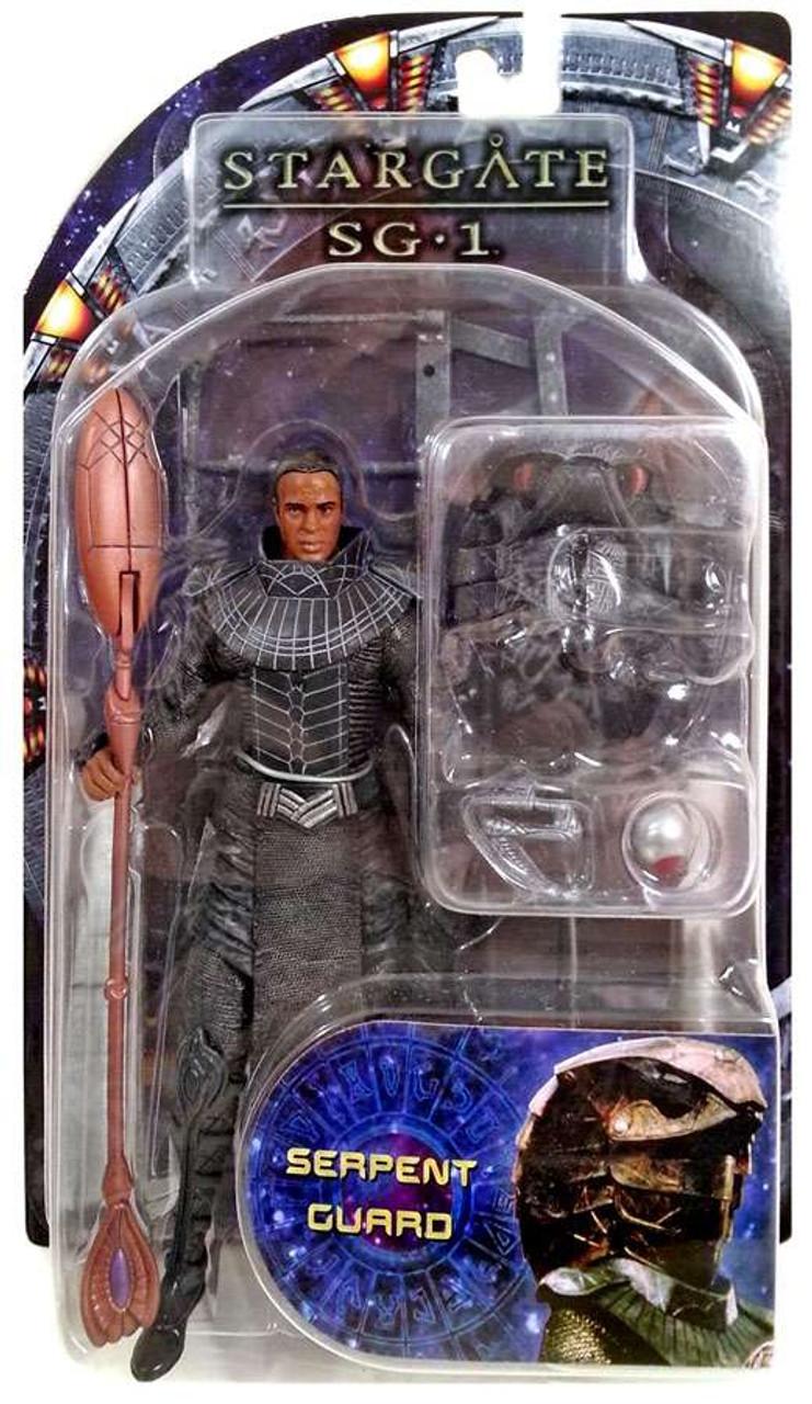 Stargate SG-1 Series 1 Jaffa Serpent Guard Action Figure