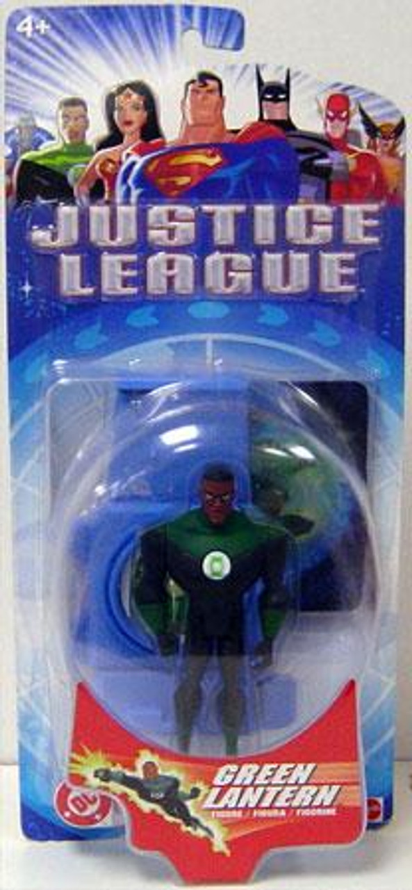 Justice League Green Lantern Action Figure