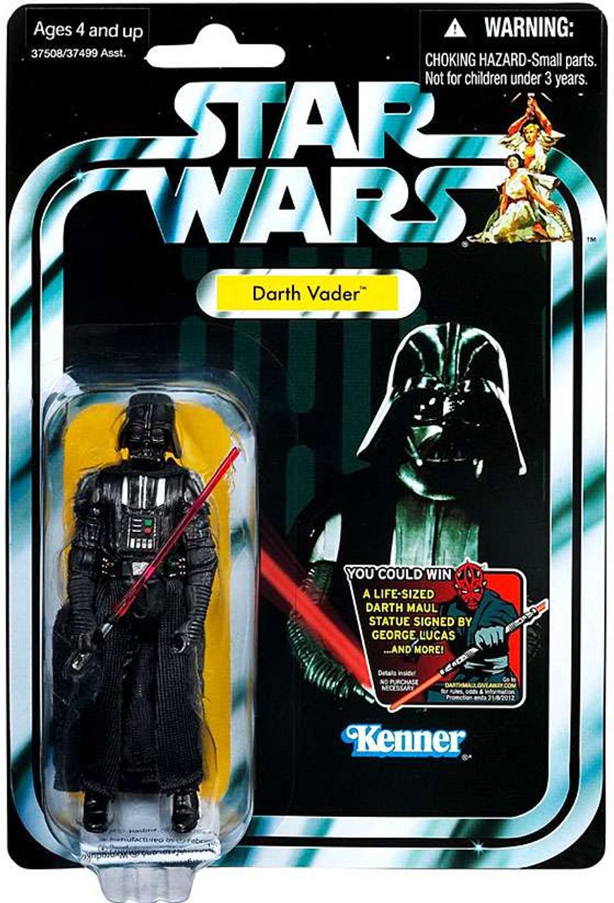 Star Wars A New Hope Vintage Collection 2012 Darth Vader Action Figure #93