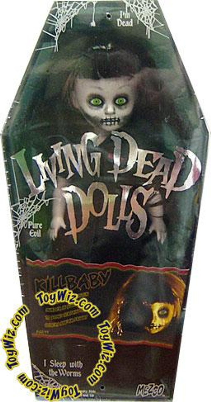 Living Dead Dolls Series 11 Killbaby Doll