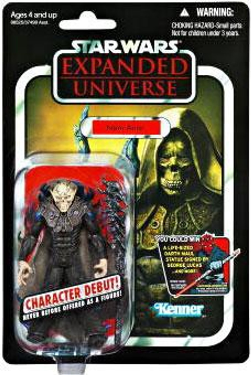Star Wars Expanded Universe Vintage Collection 2012 Nom Anor Action Figure #59