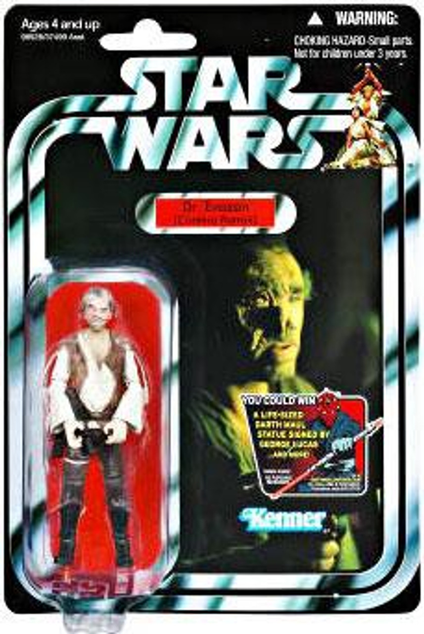 Star Wars A New Hope Vintage Collection 2012 Dr. Evazan Action Figure #57 [Cantina Patron]