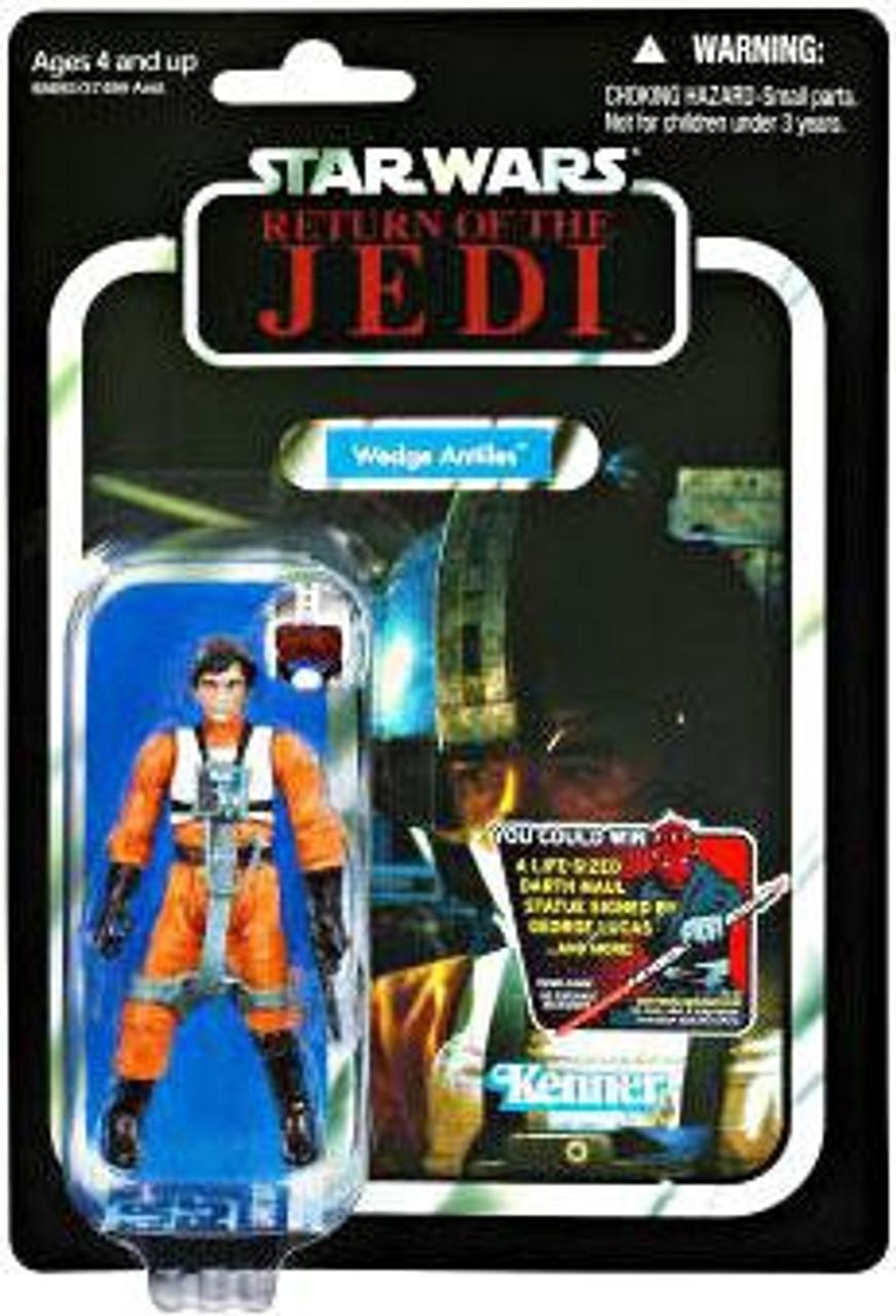 Star Wars Return of the Jedi Vintage Collection 2012 Wedge Antilles Action Figure #28