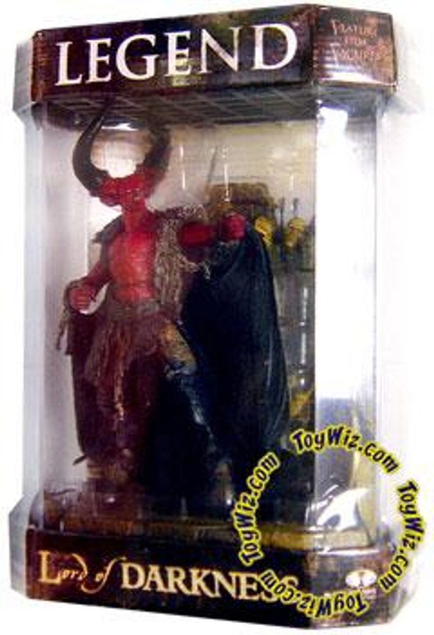 McFarlane Toys Legend Movie Maniacs Series 6 Lord of Darkness Action Figure