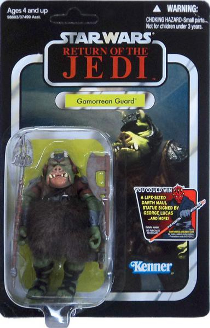 Star Wars Return of the Jedi Vintage Collection 2012 Gamorrean Guard Action Figure #21