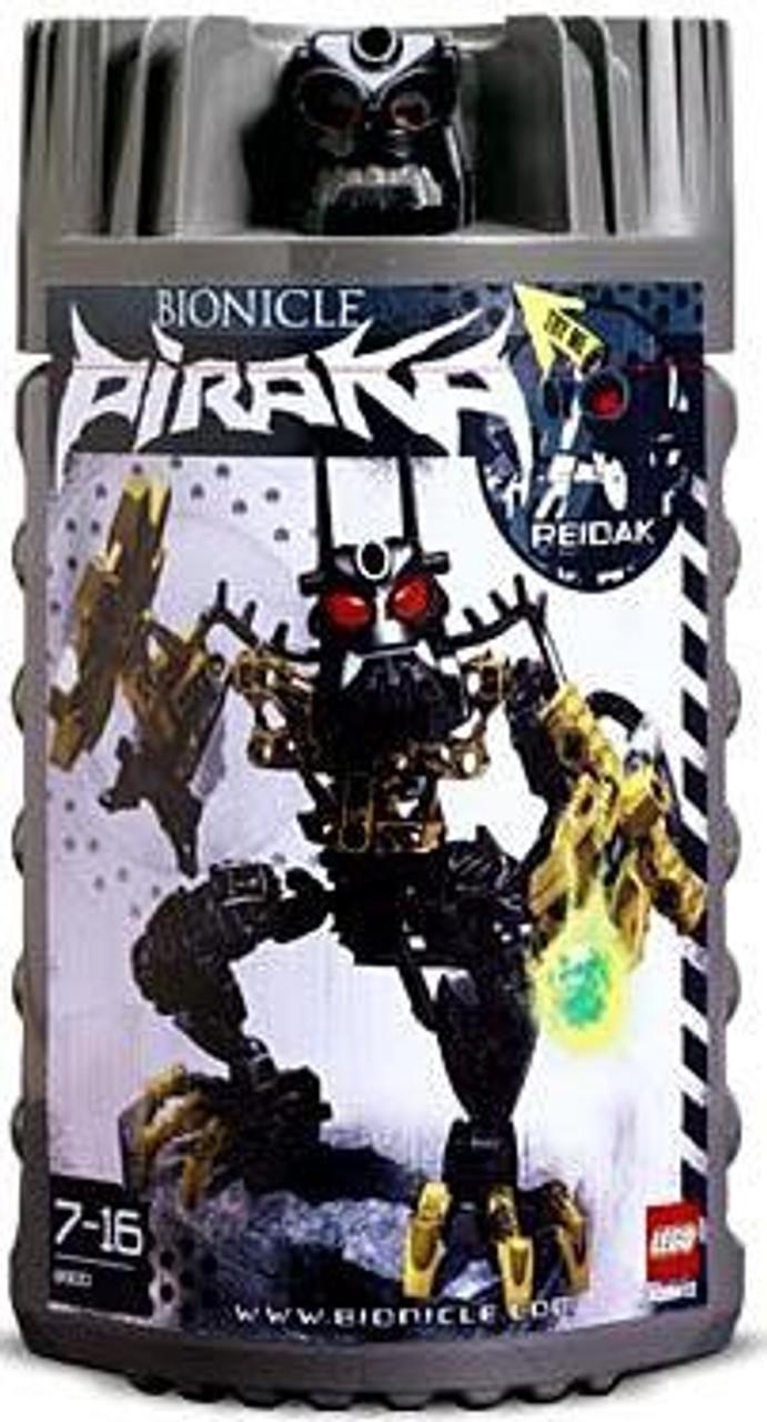 LEGO Bionicle Piraka Reidak Set #8900