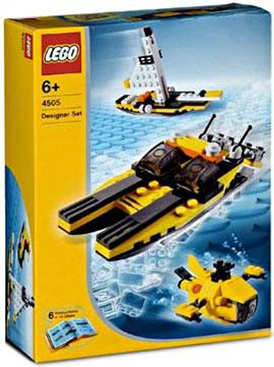 LEGO Sea Machines Set #4505