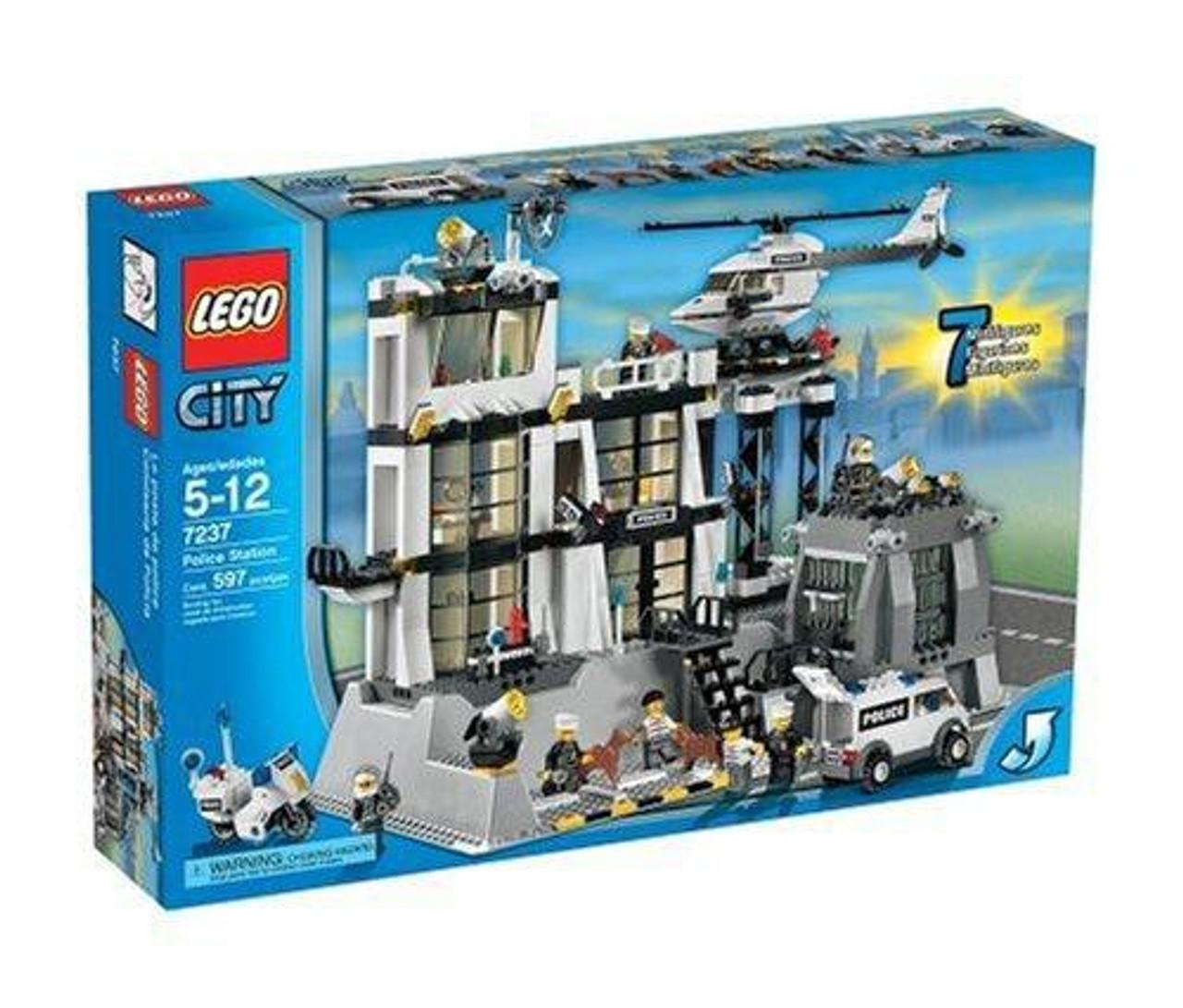 LEGO City Police Station Set #7237