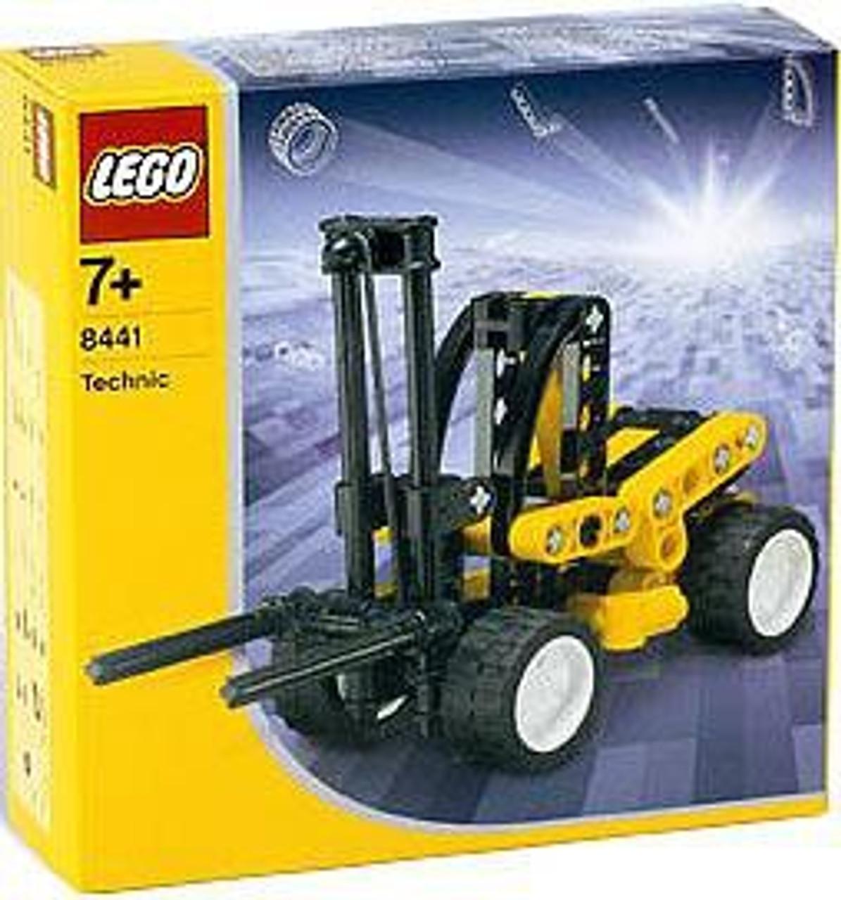 LEGO Technic Fork Lift Truck Set #8441
