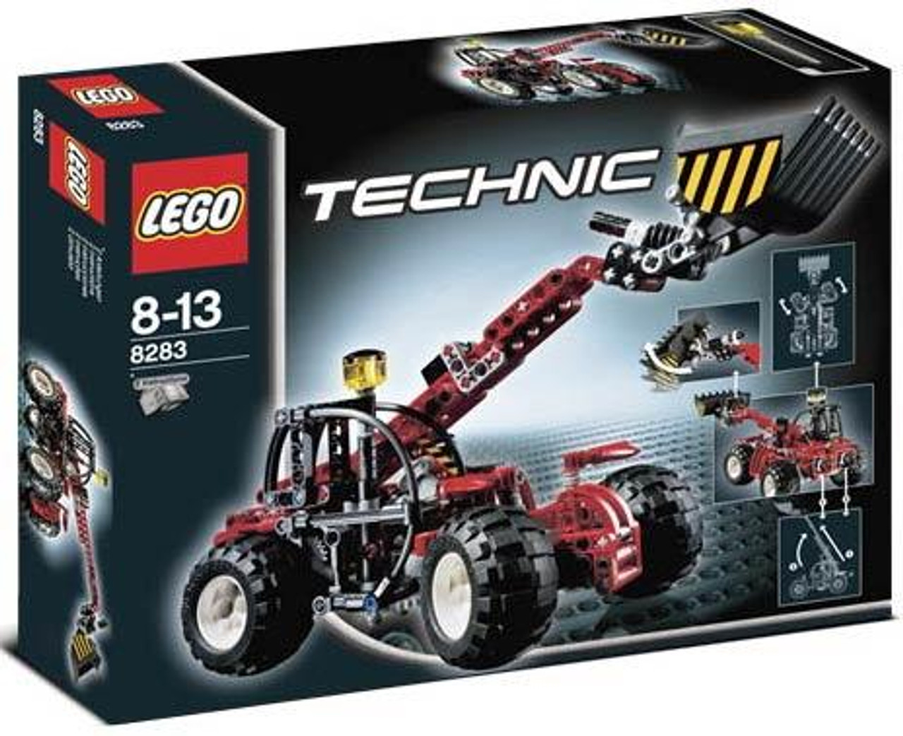 LEGO Technic Telehandler Set #8283 [8283]