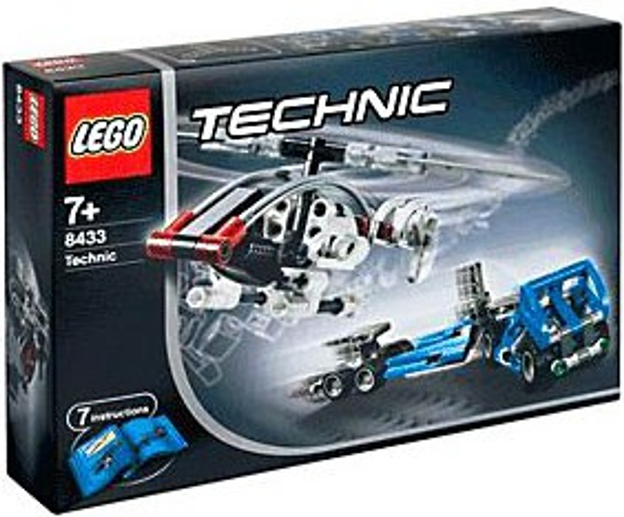 LEGO Technic Cool Movers Set #8433