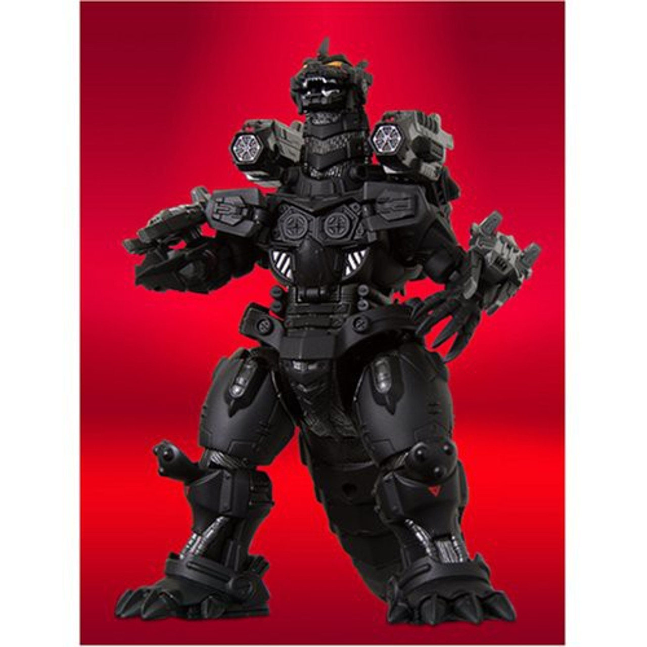 Mecha Godzilla Diecast Figure GD-57B [Stealth Version]