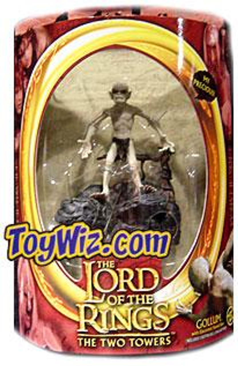 The Lord of the Rings The Two Towers Gollum Action Figure