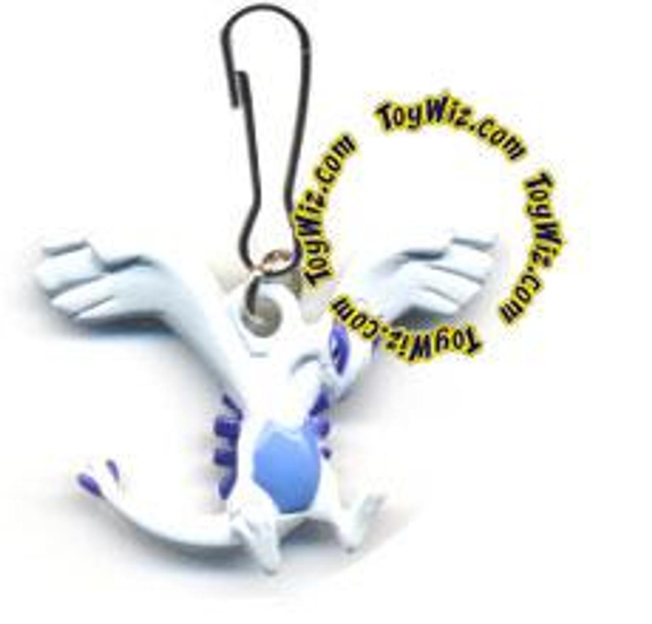 Pokemon Metal Mini Dangler Lugia Keychain