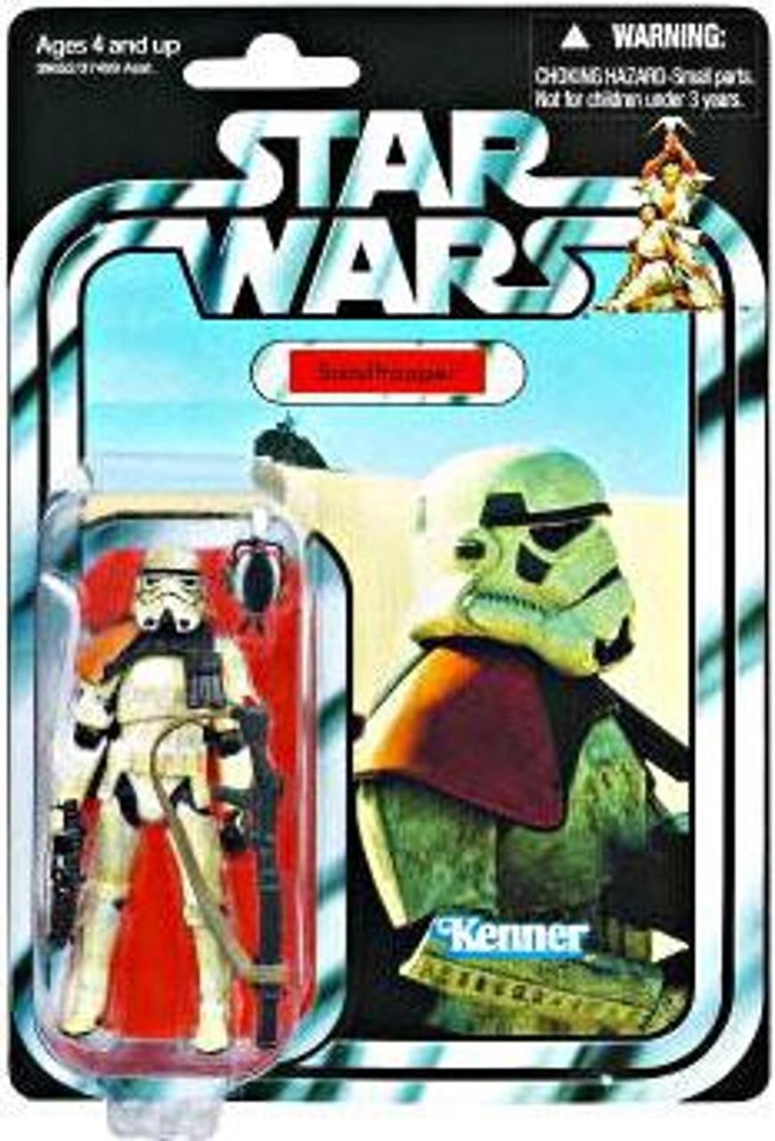 Star Wars A New Hope Vintage Collection 2012 Sandtrooper Action Figure #112