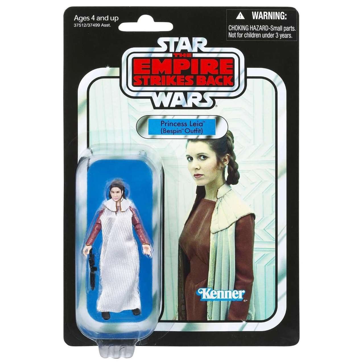 Star Wars Empire Strikes Back Vintage Collection 2012 Princess Leia Action Figure #111 [Bespin Outfit]