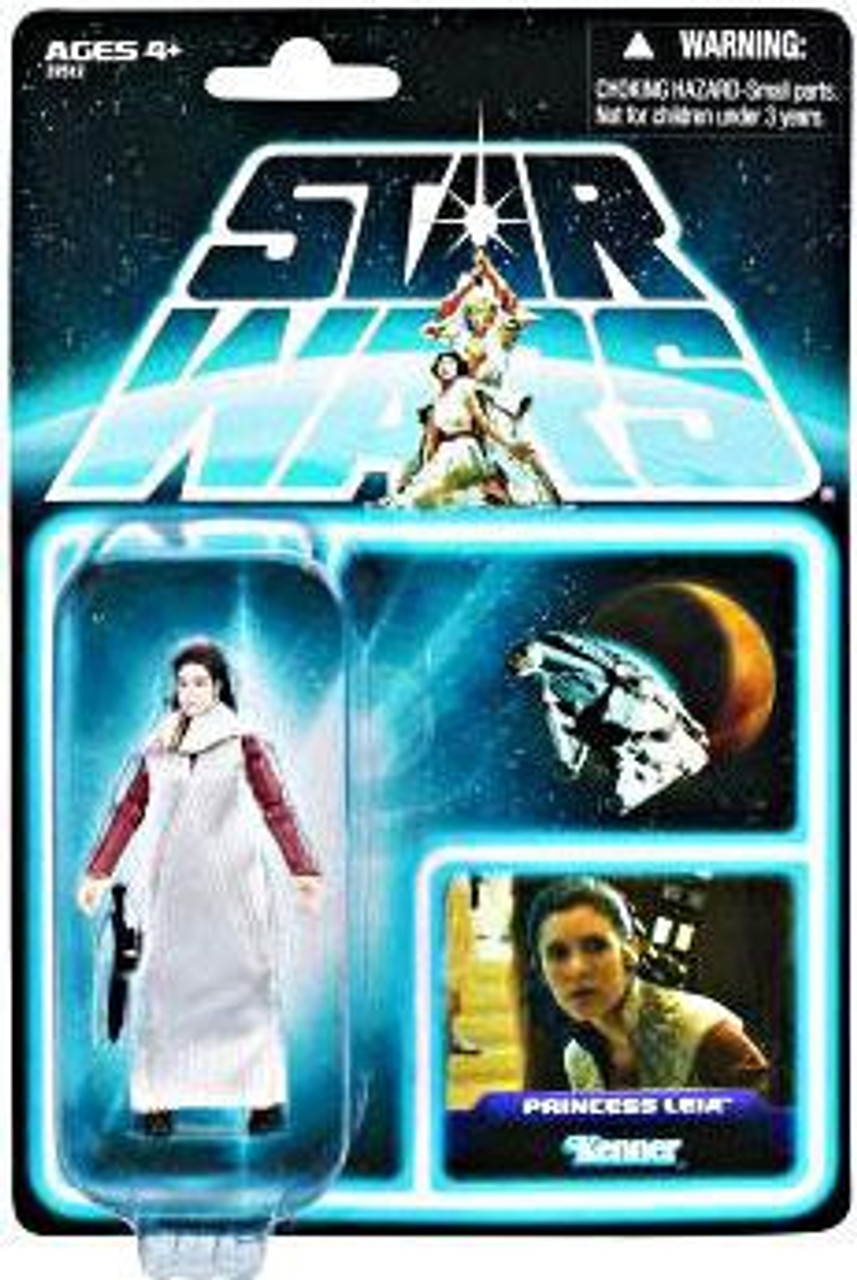 Star Wars Empire Strikes Back Vintage Collection 2012 35th Anniversary Princess Leia Action Figure #05 [Bespin Outfit]