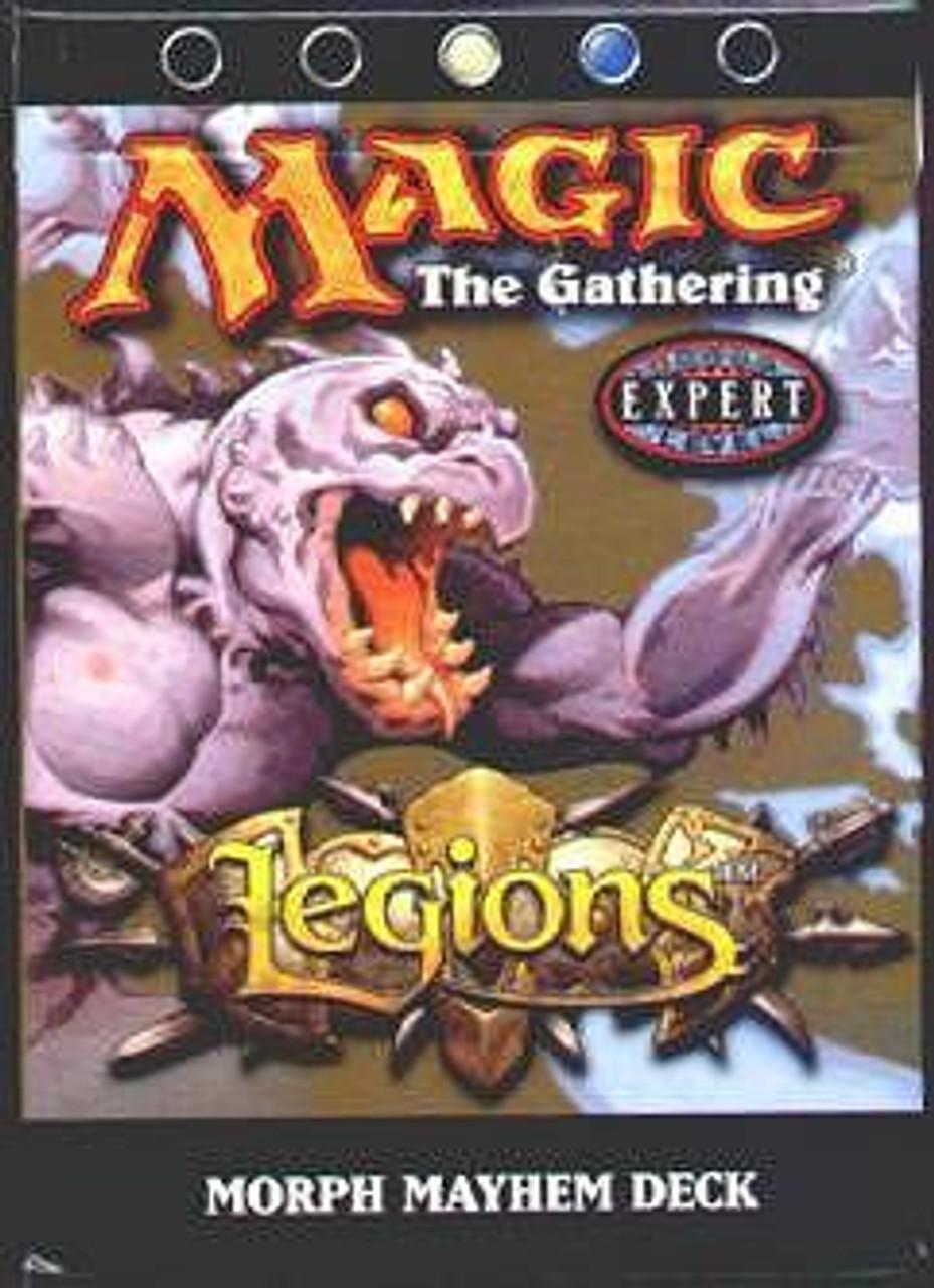 MtG Legions Morph Mayhem Theme Deck [Sealed Deck]