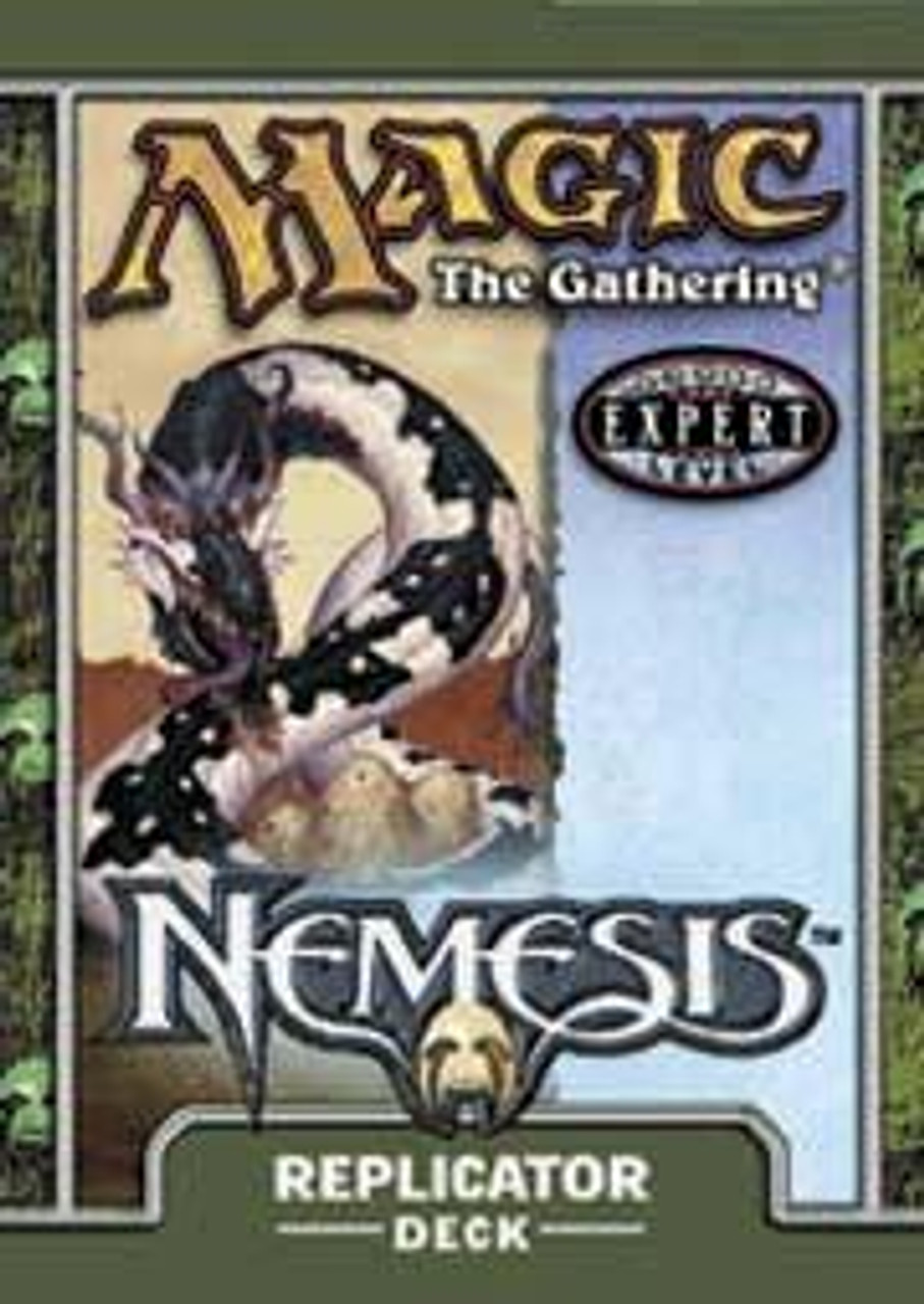 MtG Nemesis Replicator Theme Deck [Sealed Deck]
