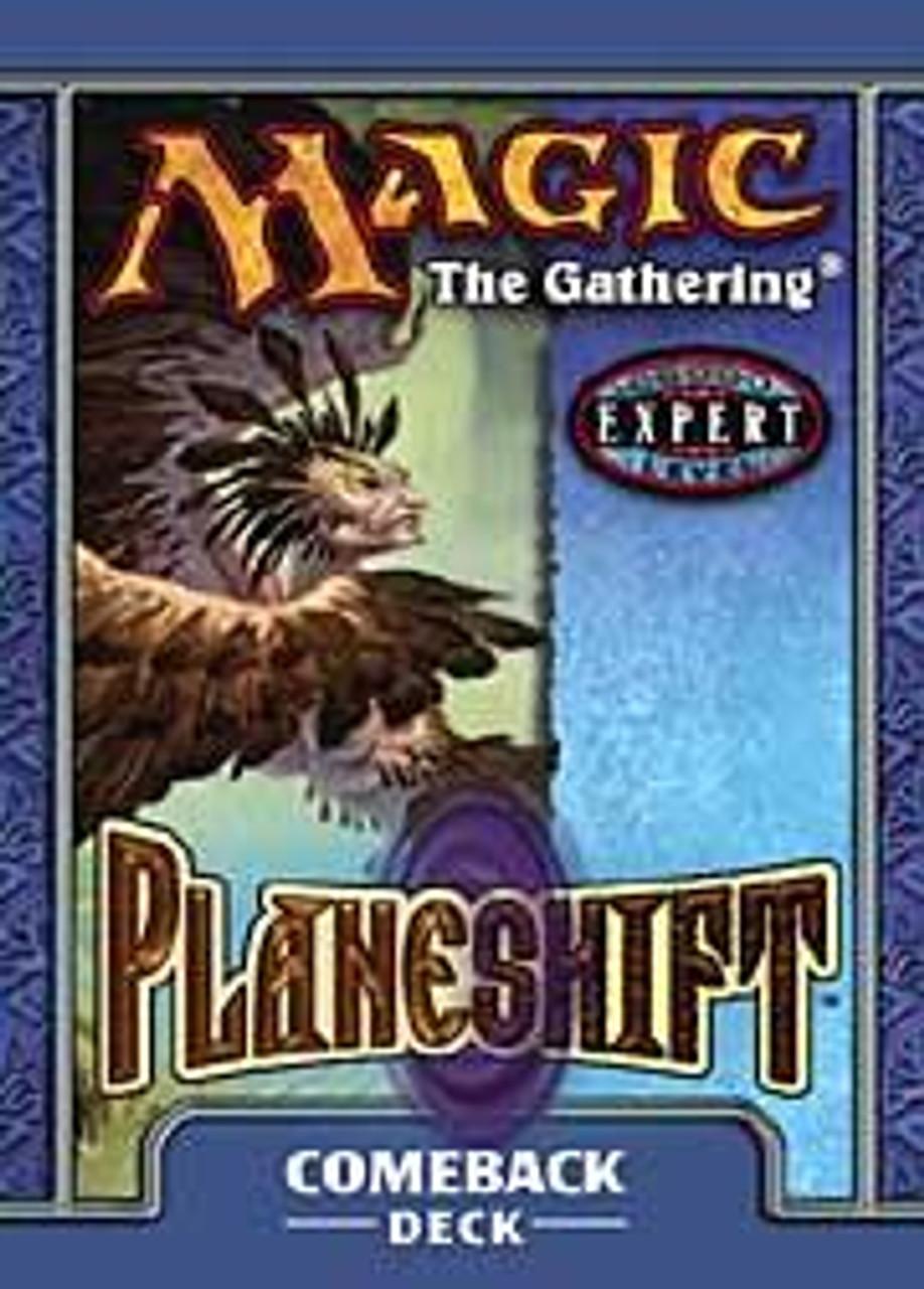 MtG Planeshift Comeback Theme Deck [Sealed Deck]