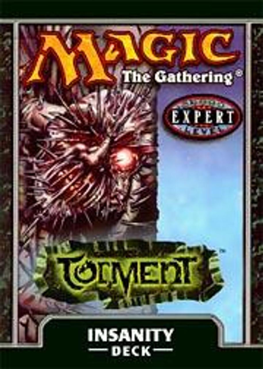 MtG Torment Insanity Theme Deck [Sealed Deck]