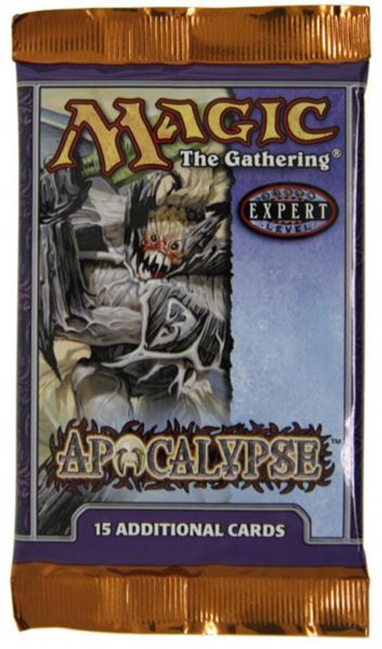 MtG Apocalypse Booster Pack