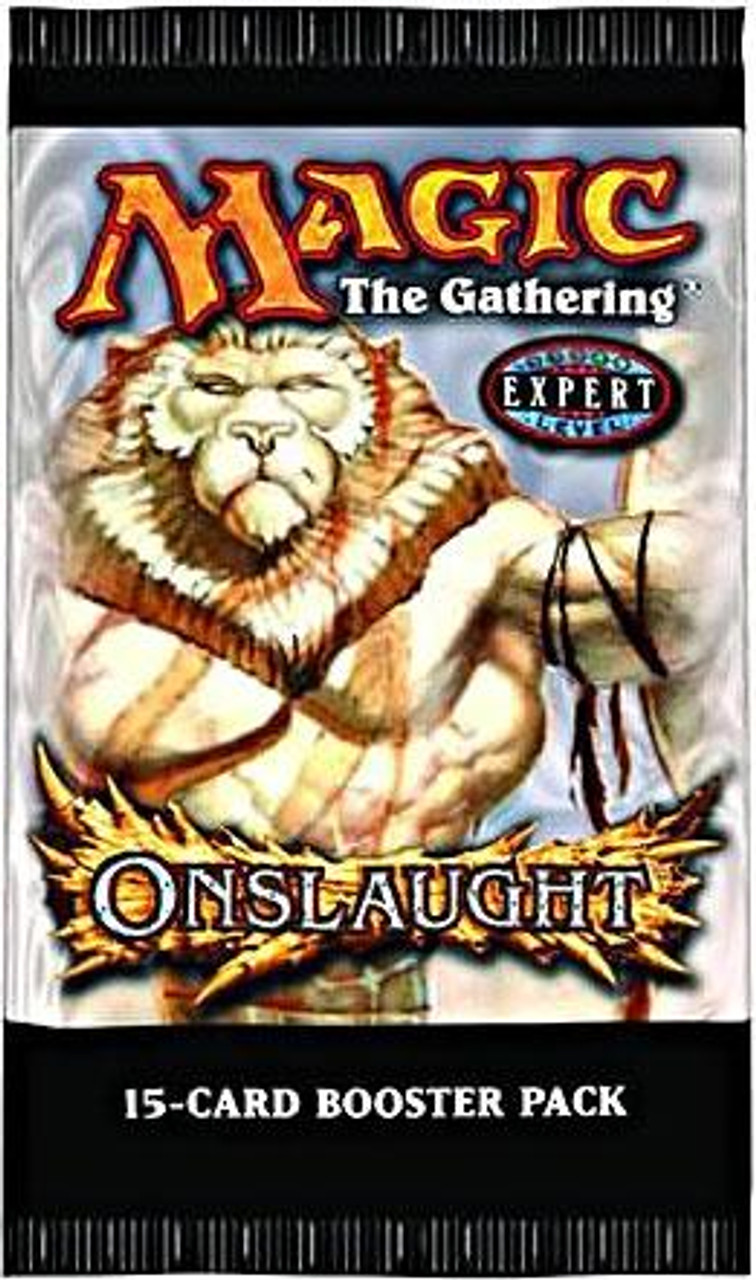 MtG Onslaught Booster Pack