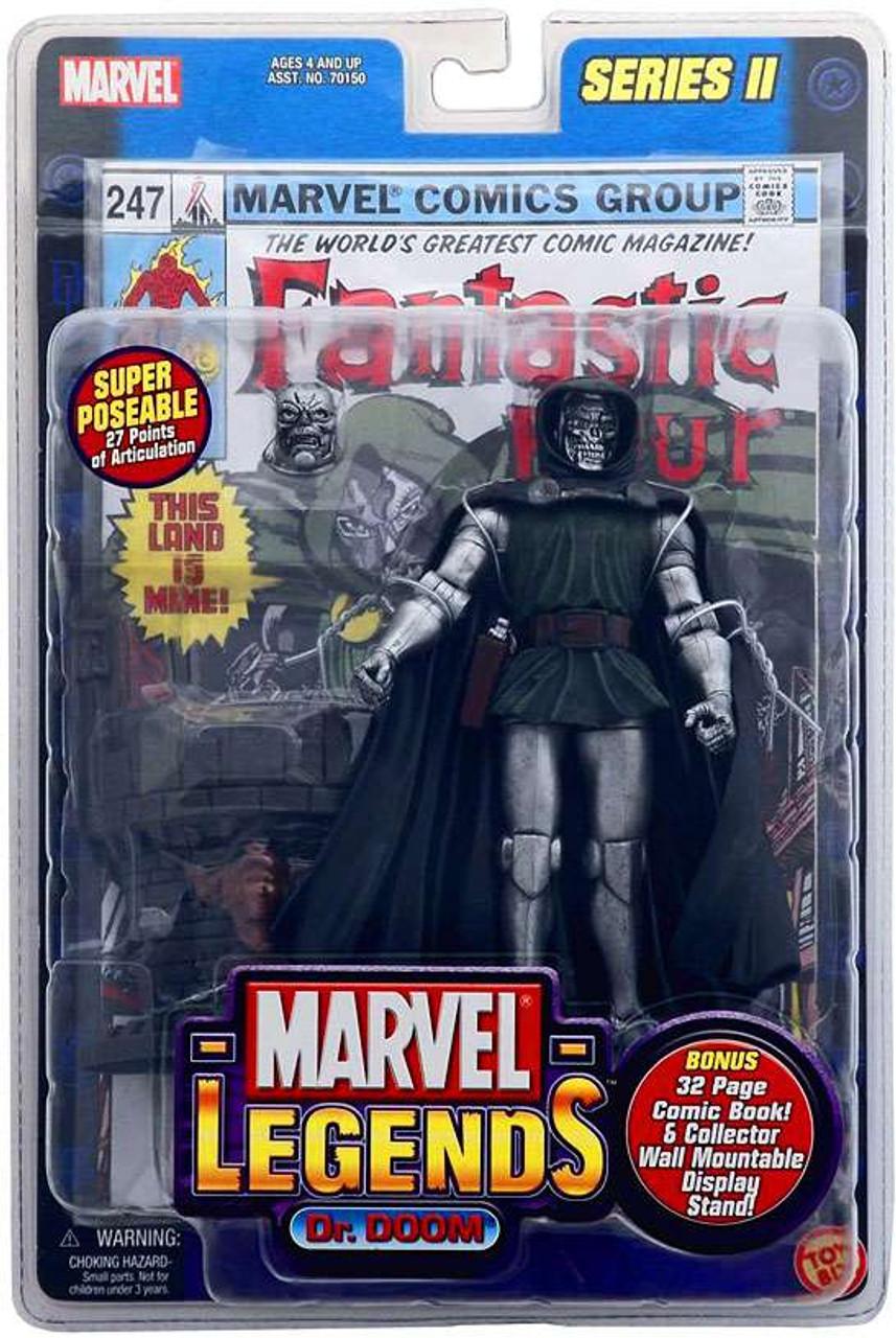 Marvel Legends Series 2 Dr. Doom Action Figure [Doombot Variant]