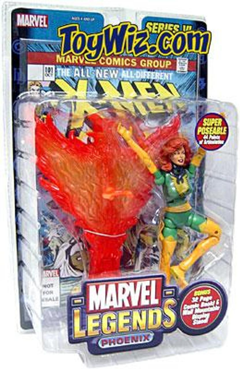 Marvel Legends Series 6 Phoenix Action Figure