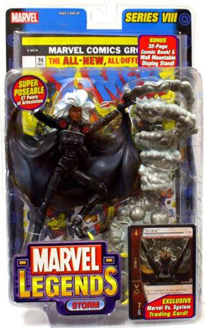 Marvel Legends Series 8 Storm Action Figure