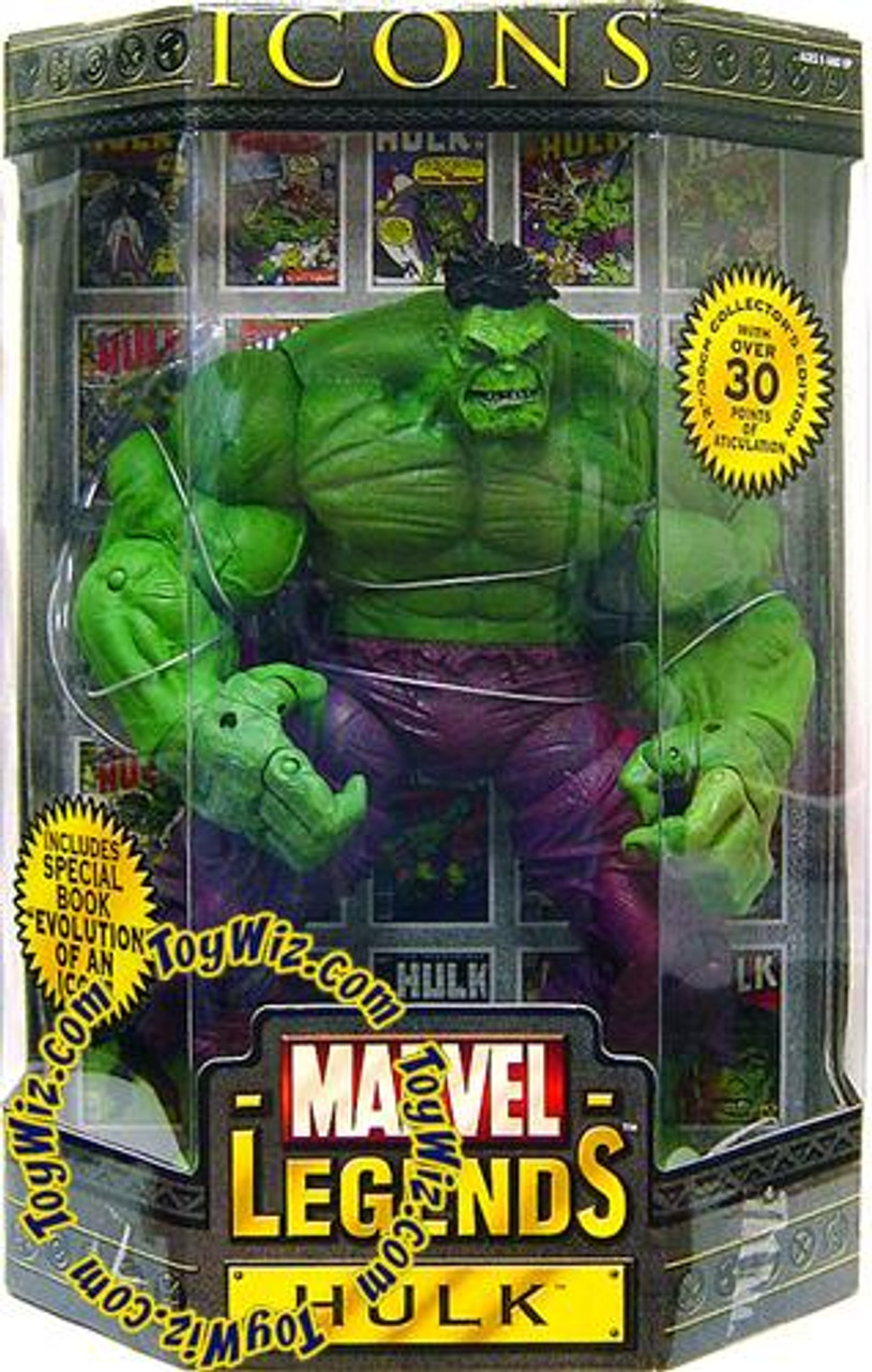 Marvel Legends Icons 12 Inch Series 2 Hulk Action Figure