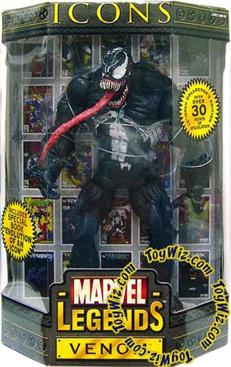 Marvel Legends Icons 12 Inch Series 2 Venom Action Figure