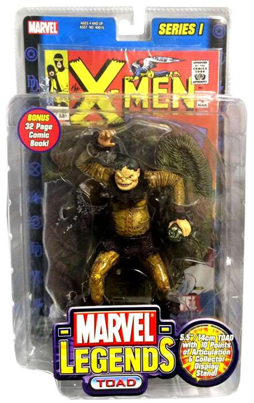 Marvel Legends Toad Action Figure