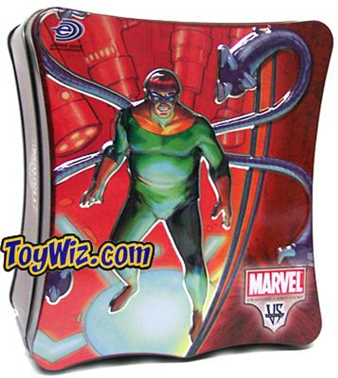Marvel VS System Trading Card Game Doctor Ock Collectible Tin