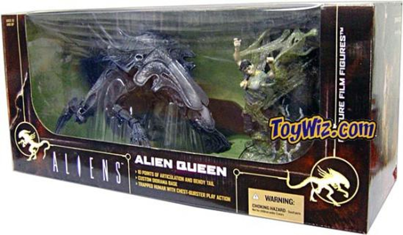 McFarlane Toys Aliens Feature Film Figures Alien Queen Action Figure Set