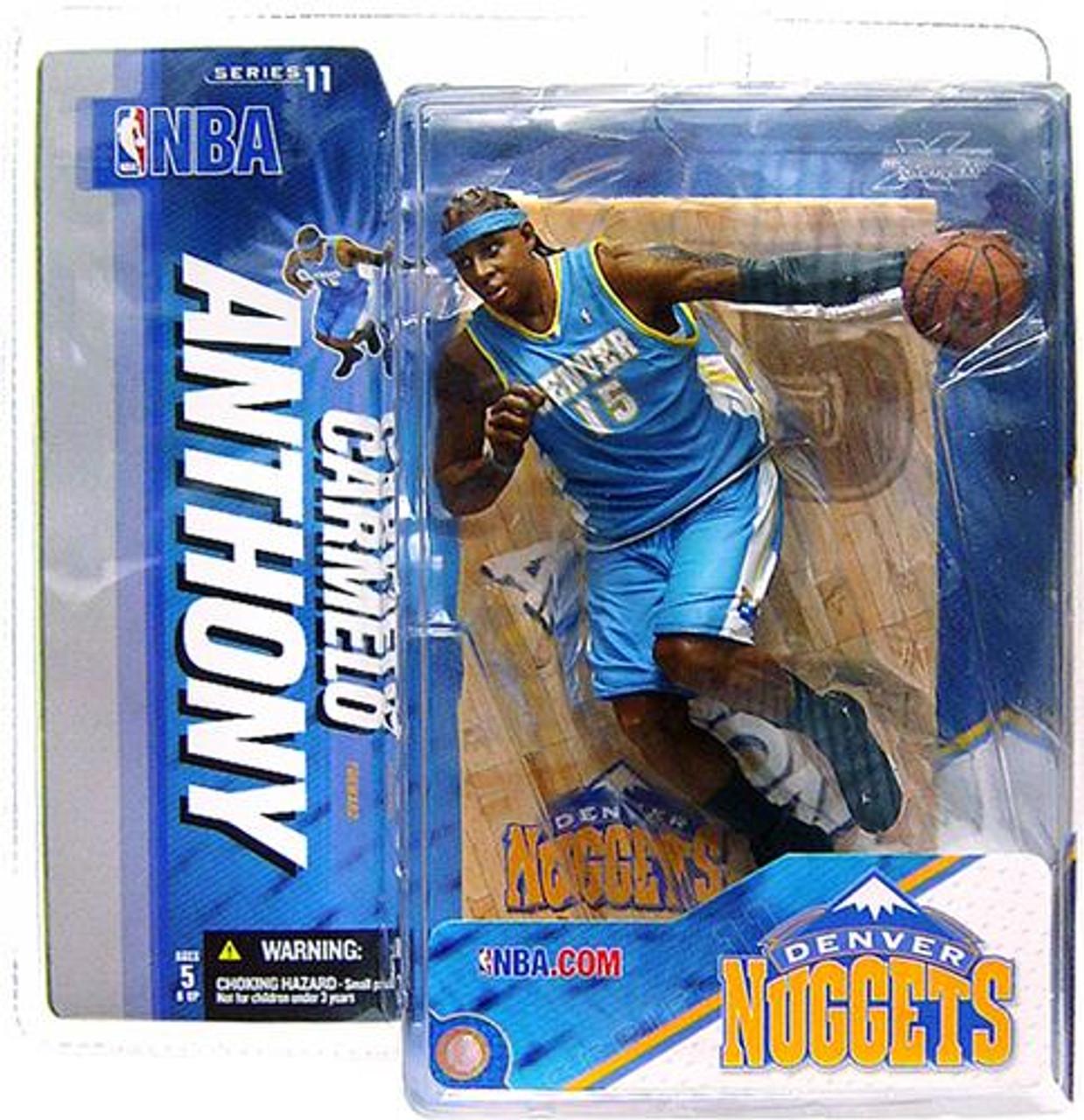 McFarlane Toys NBA Denver Nuggets Sports Picks Series 11