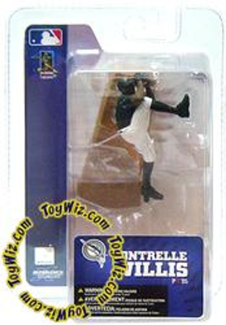 McFarlane Toys MLB Florida Marlins Sports Picks 3 Inch Mini Series 4 Dontrelle Willis Mini Figure