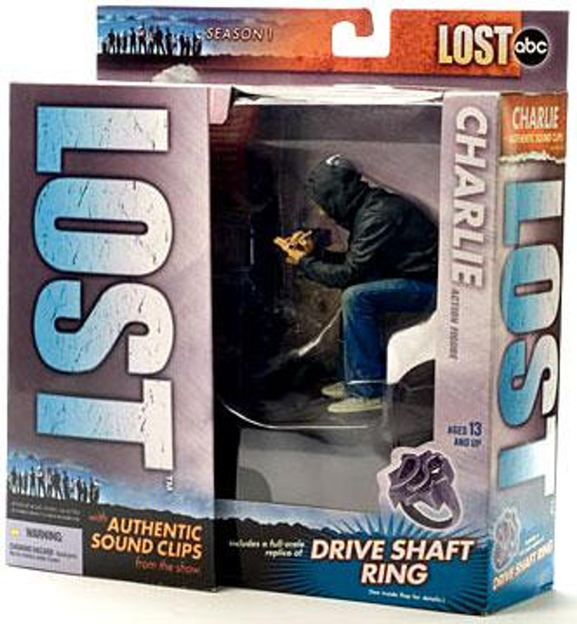 McFarlane Toys Lost Series 1 Charlie Action Figure