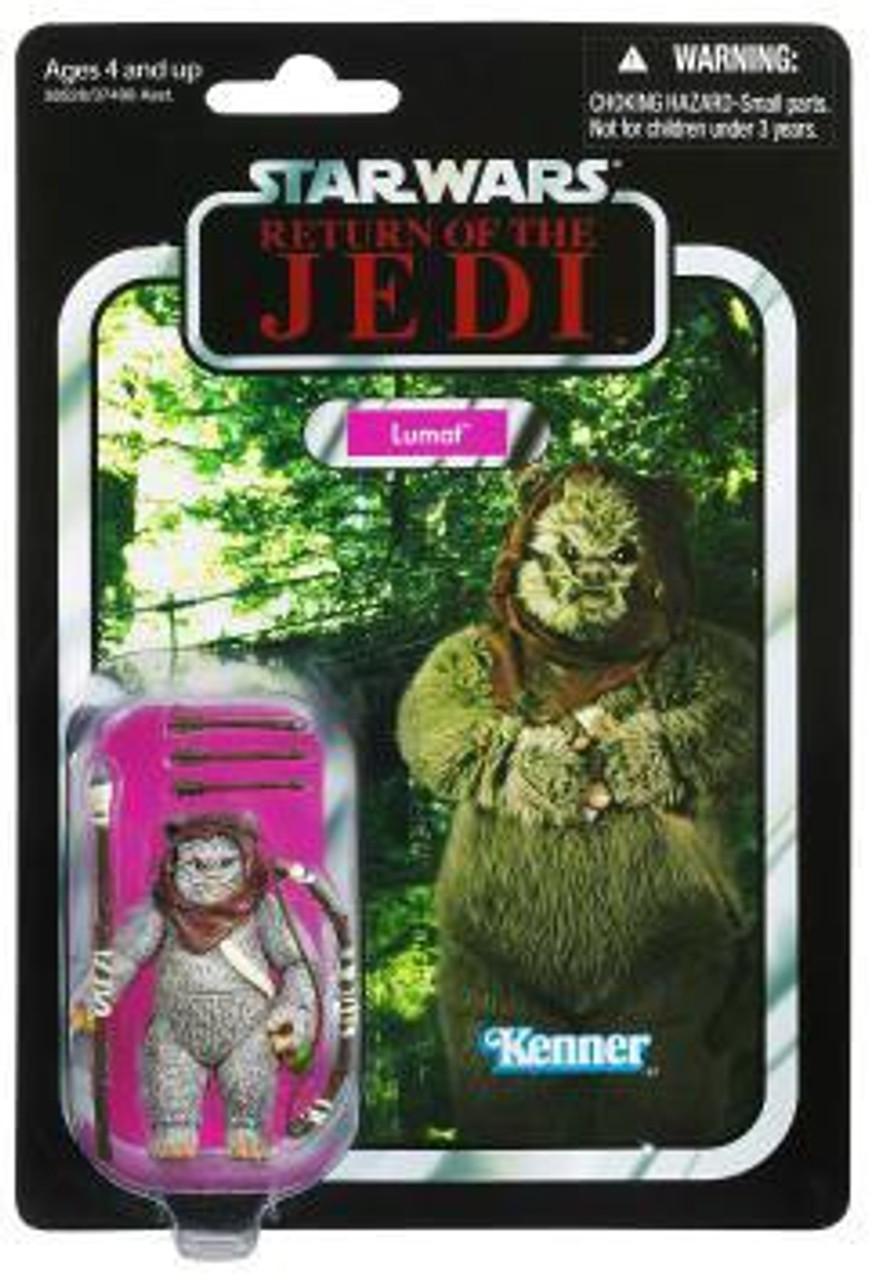 Star Wars Return of the Jedi Vintage Collection 2012 Lumat Action Figure #104 [Ewok]