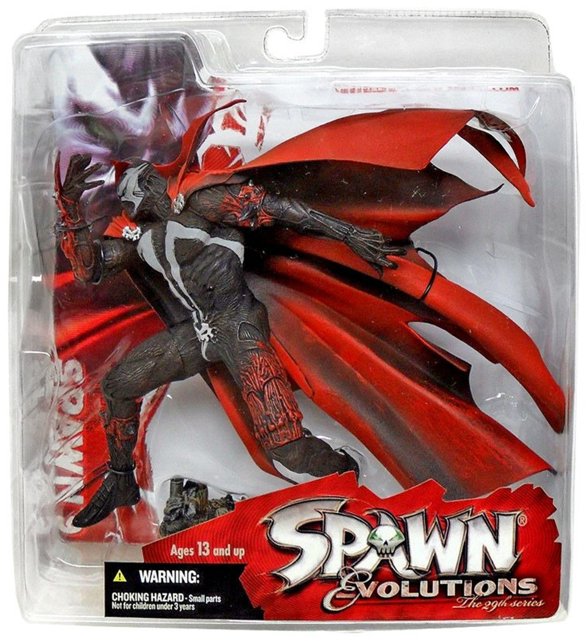 McFarlane Toys Series 29 Evolutions Spawn 9 Action Figure
