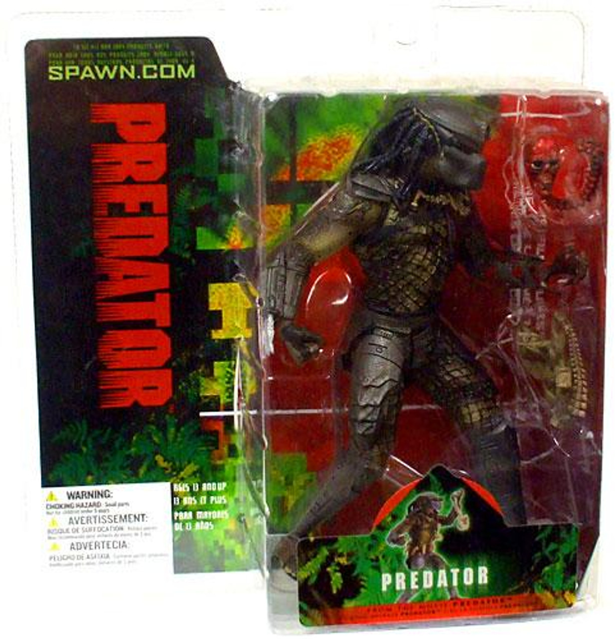 McFarlane Toys Predator Action Figure