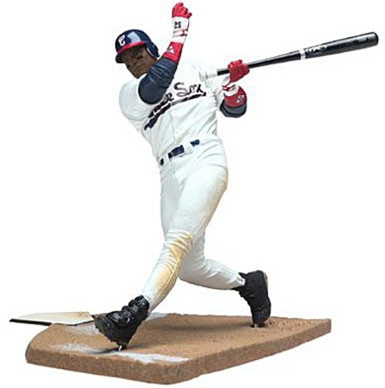 McFarlane Toys MLB Chicago White Sox Sports Picks Series 8 Sammy Sosa Action Figure [Retro White Sox Variant]