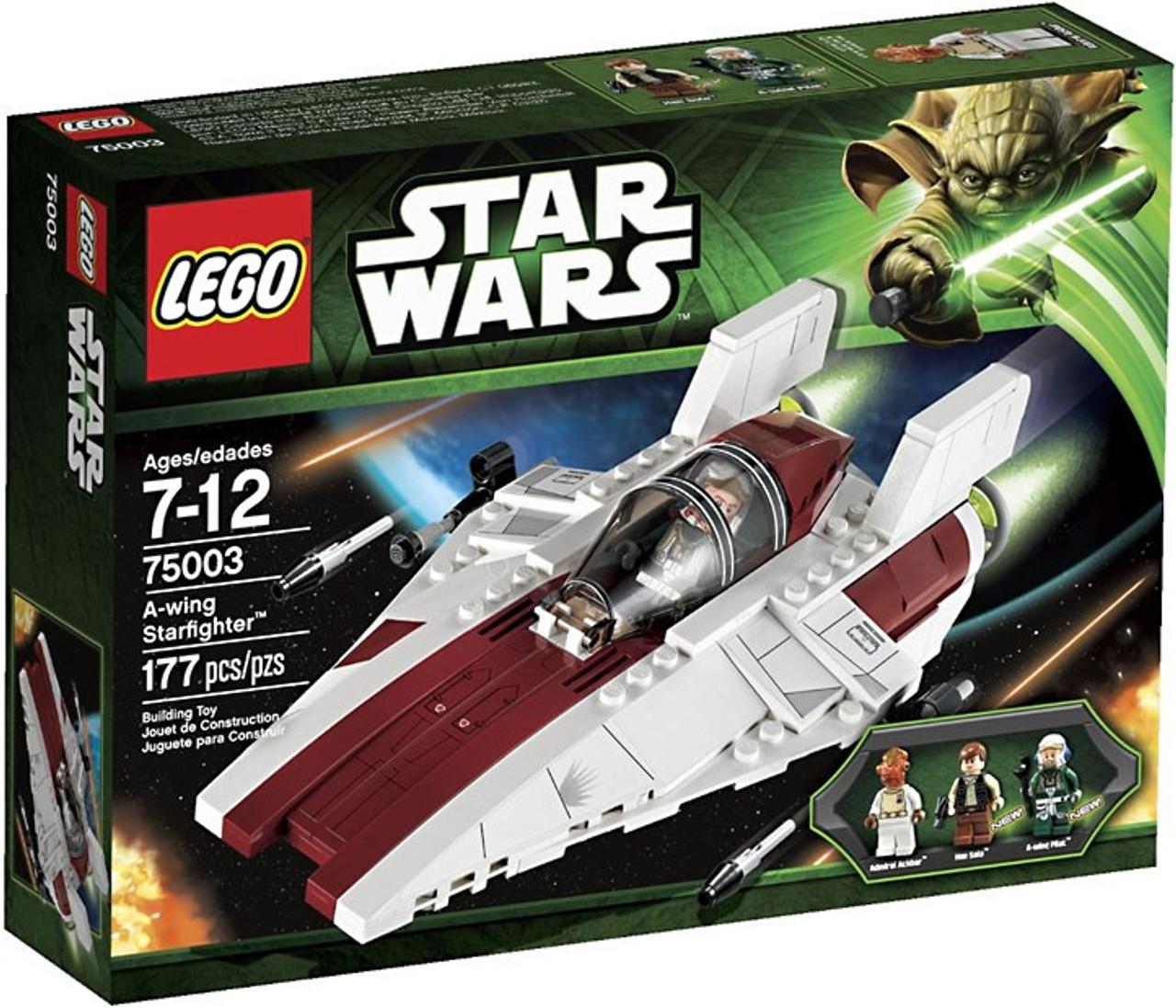 LEGO Star Wars Return of the Jedi A-Wing Starfighter Set #75003