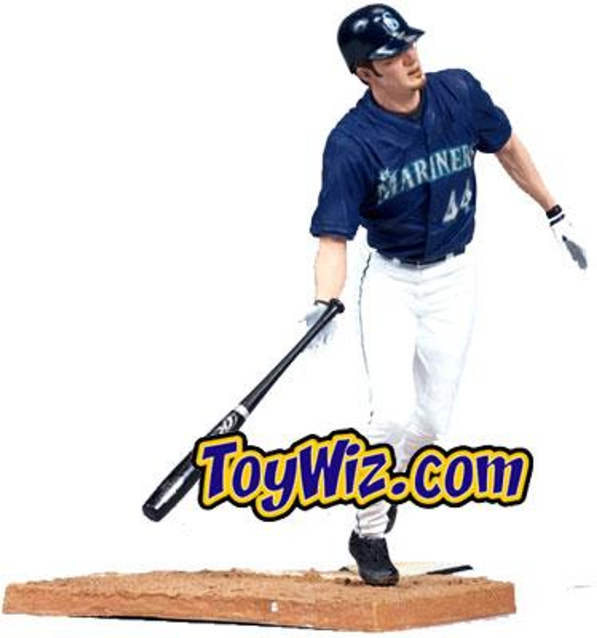 McFarlane Toys MLB Seattle Mariners Sports Picks Series 15 Richie Sexson Action Figure [Blue Jersey]