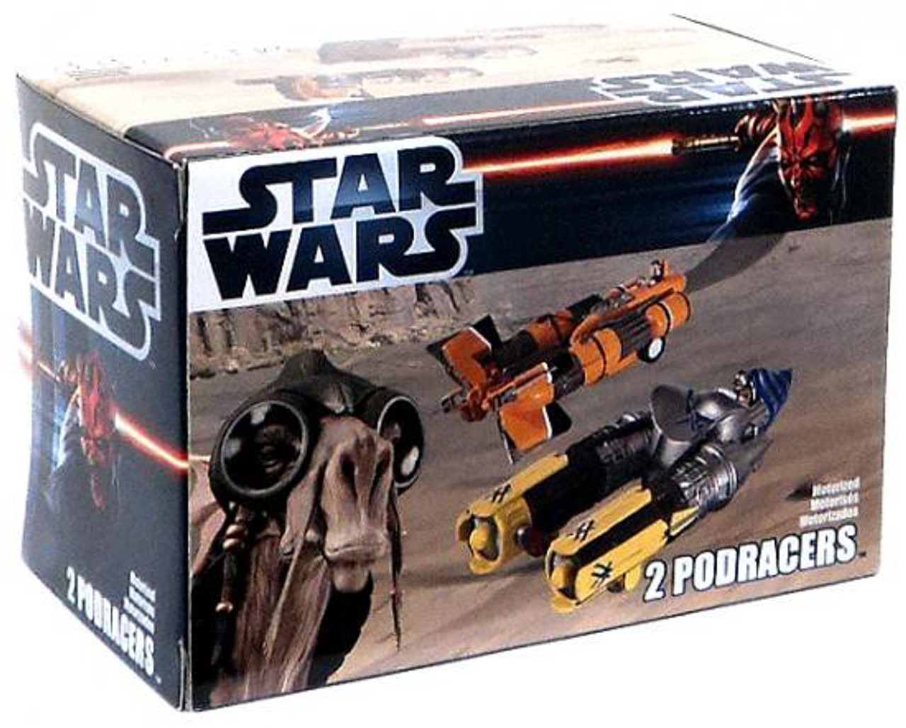 Star Wars Pullback Podracer Set