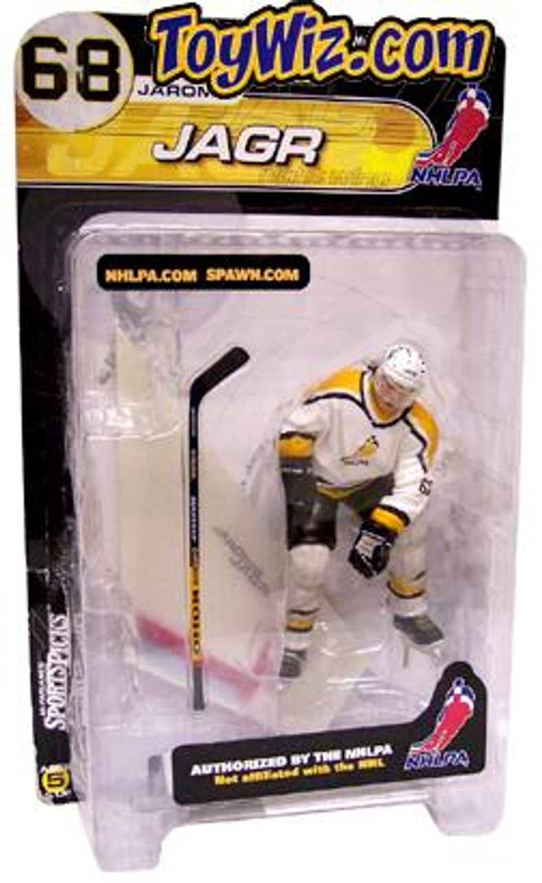 McFarlane Toys NHL Pittsburgh Penguins Sports Picks Series 2 Jaromir Jagr Action Figure