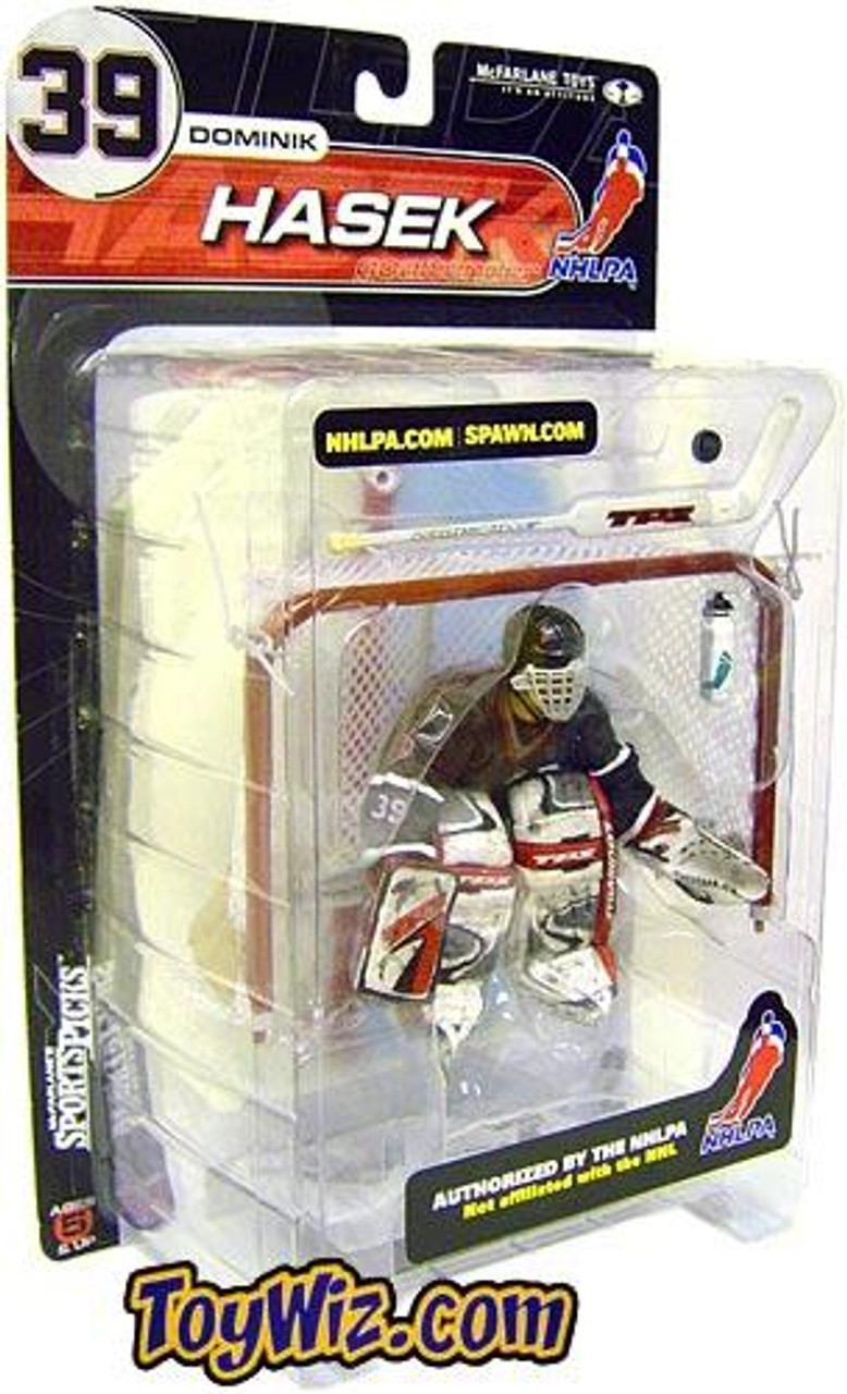 McFarlane Toys NHL Sports Picks Series 2 Dominik Hasek Action Figure