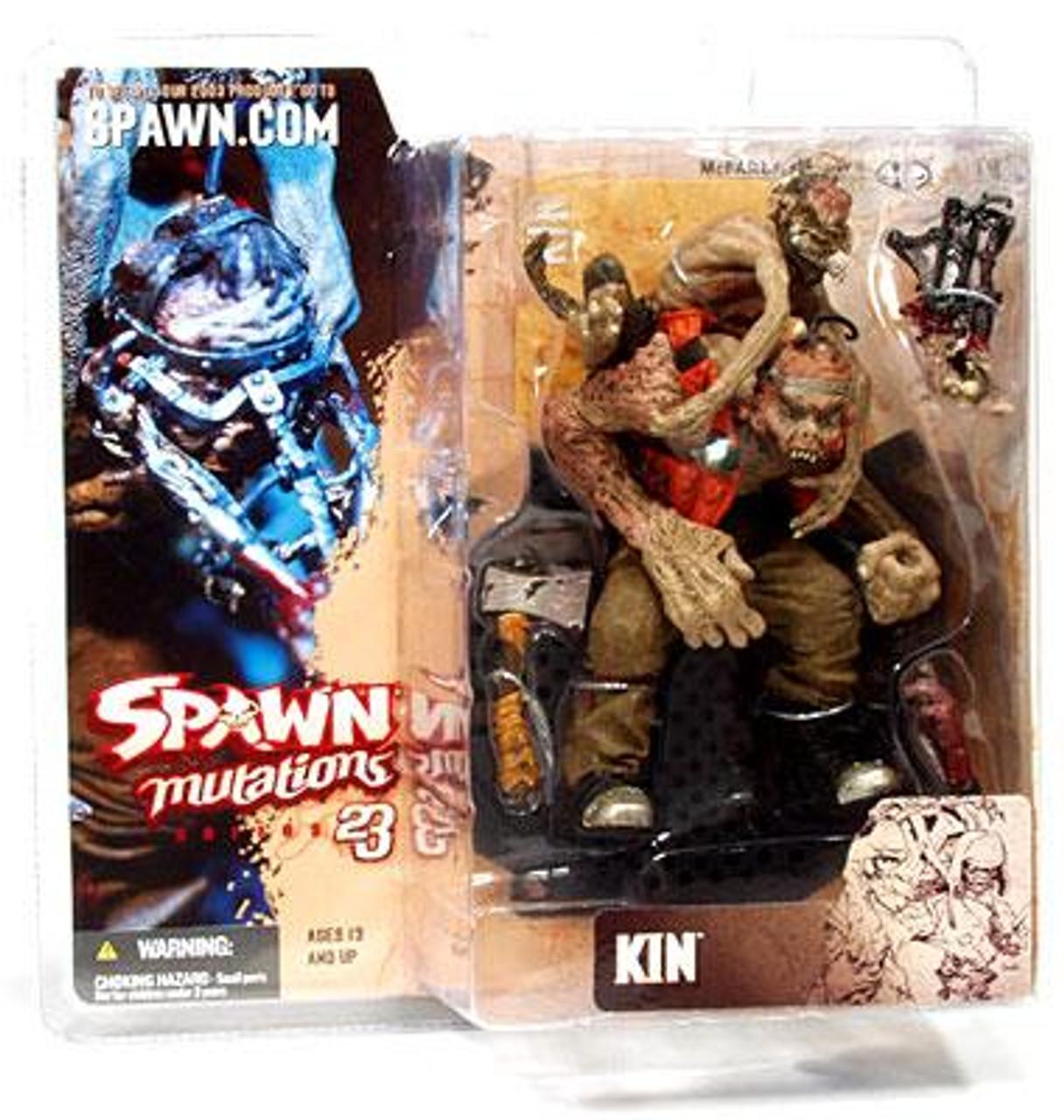 McFarlane Toys Spawn Series 23 Mutations Kin Action Figure