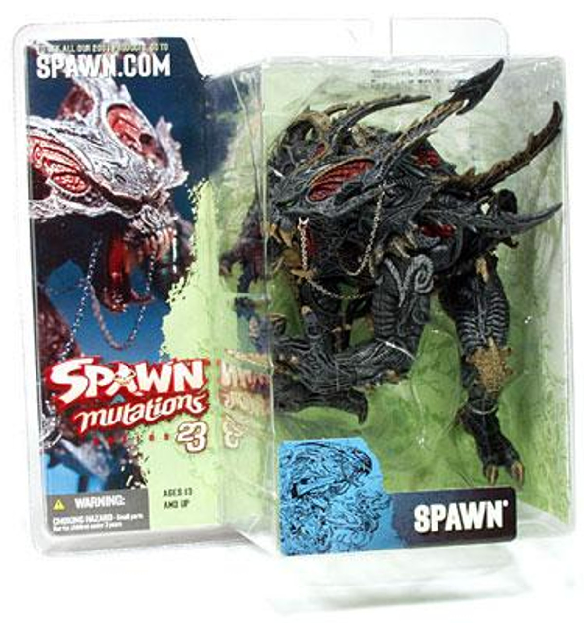 McFarlane Toys Series 23 Mutations Spawn Action Figure